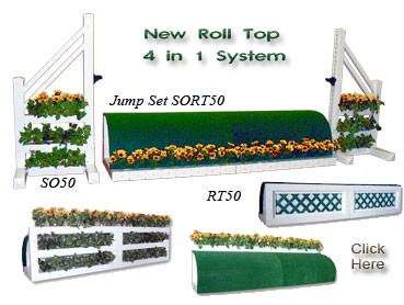 SORT50 - Horse Jumps Set
