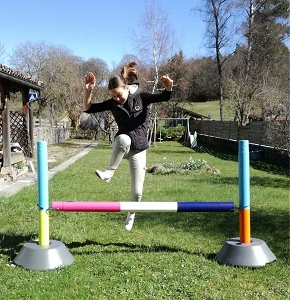 PK S6R3 Jump Sets for Kids - Pony - Dog (3 sets)